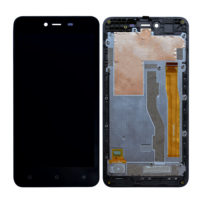 Gionee P7 Display and Touch Screen Glass Combo
