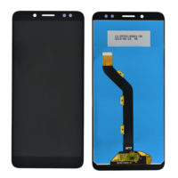 Itel A62 Display and Touch Screen Glass Combo
