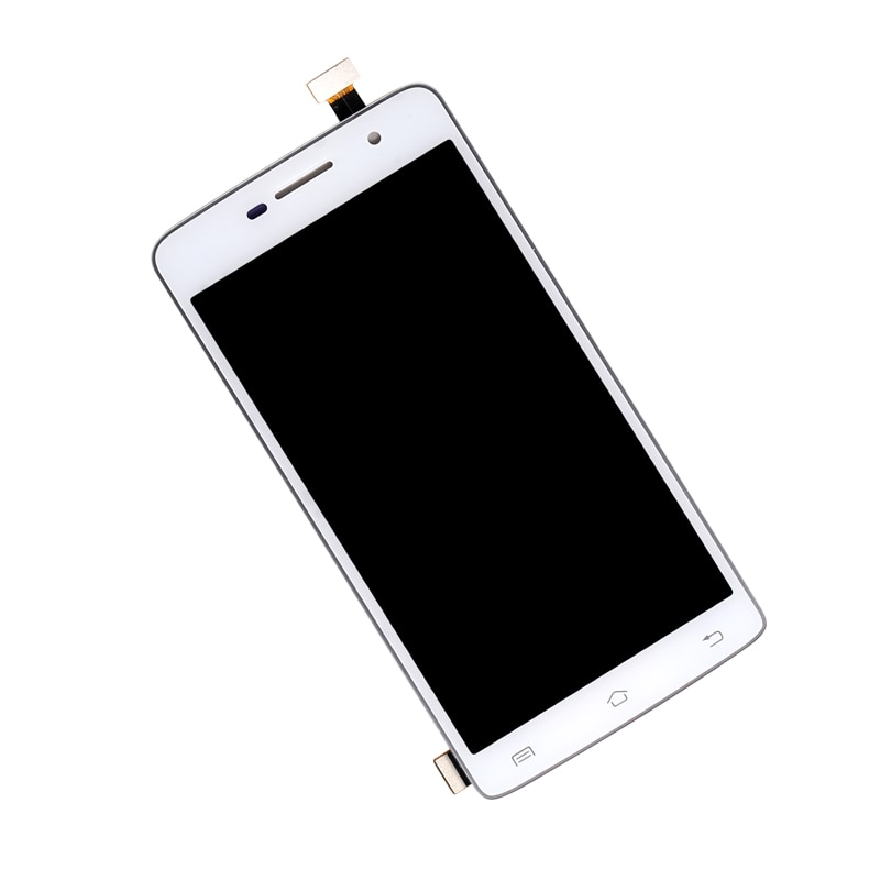 RDG Premium Quality Mobile Display & Touch Combo for Vivo Y21 White