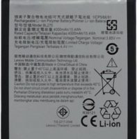 Mobile Battery For Lenovo K8 Note